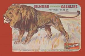 Gilmore Lion tc front