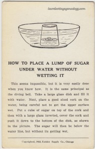 Lump of Sugar
