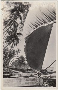 Fishing Boats, Mt Lavinia, Ceylon2 (2)