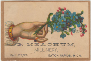 G. Meachum Millinery cc