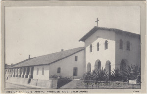 Mission San Luis Obispo pc1