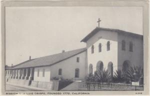 Mission San Luis Obispo pc1