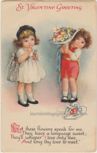 St. Valentine Greeting pc1