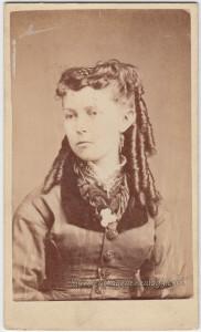 1870s Girl cdv1