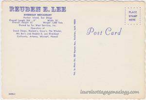 Reuben E. Lee Riverboat Restaurant pc2