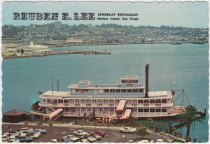 Reuben E. Lee Riverboat Restaurant pc1