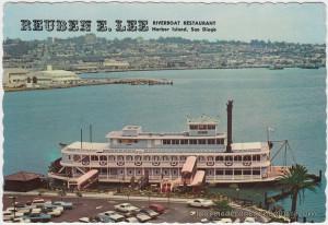 Reuben E. Lee Riverboat Restaurant pc1