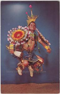 Indian War Dancer pc1