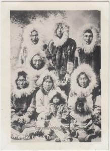 Alaskan Eskimo Family p1