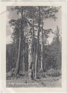 Famous Alaskan Totem Pole p1