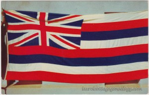 Hawaiis Flag pc1