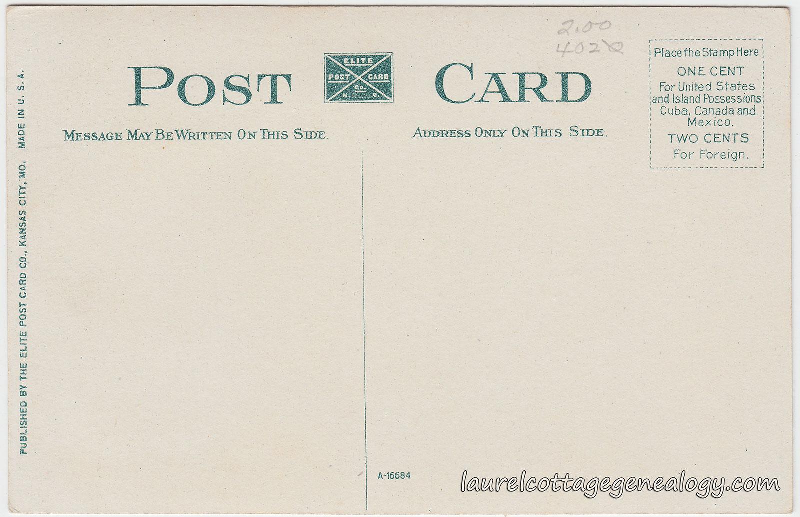 Art nouveau laurel cottage genealogy views on indian creek dallas missouri pc2 aiddatafo Choice Image