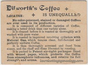 Dilworths Coffee tc2