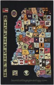 Mississippi Map pc1