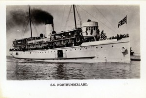 S S Northumberland