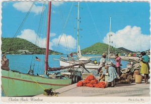 Charlotte Amalie Waterfront pc1