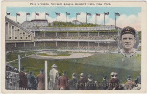 Polo Grounds NL Ballpark NY pc1