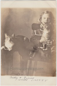 Tabby And Tiny Winter 1907 And 08 pc1