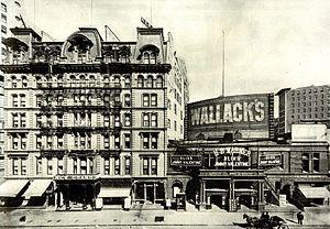Grand Hotel in 1910