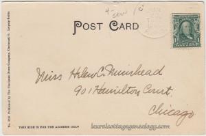 View Of Cincinnati Ohio 1906 pc2