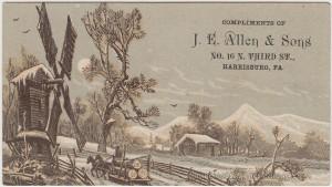 J E Allen & Sons tc1