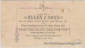 J E Allen & Sons tc2