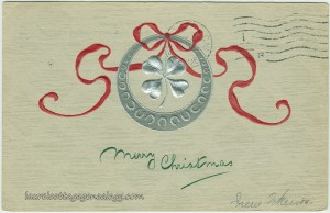 Merry Christmas To Grace Baldwin From Irene Ockerson pc1