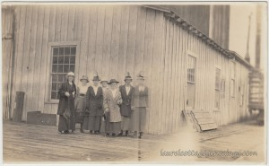 Seven Women In Alaska pc1