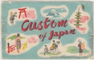Custom Of Japan 1