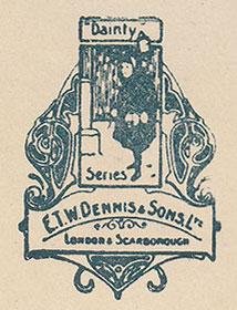 ETW Dennis logo closeup