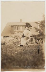Dog Pendleton Oregon p1