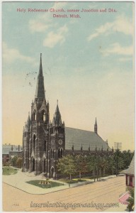 Holy Redeemer Detroit 1910 pc1
