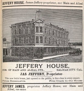 Jeffery House