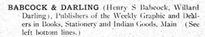 1903 Directory