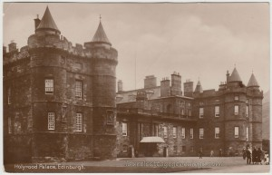 Holyrood Palace Edinburgh pc1