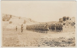 US Army Drill WWI pc1