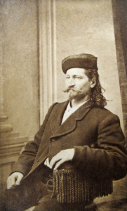Wild Bill Hickok 1868 to 1870
