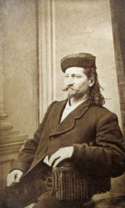 Wild Bill Hickok 1868 to 1870
