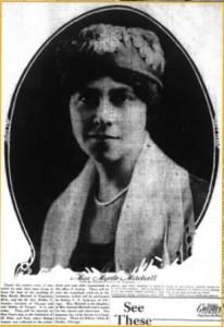 Miss Myrtle Mitchell