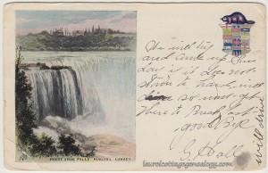Horse Shoe Falls Niagara Canada pc1