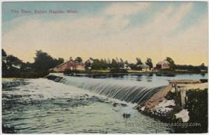 The Dam Eaton Rapids Michigan pc1