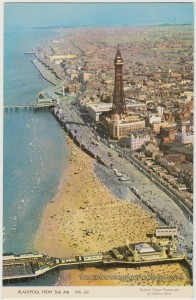 Blackpool From The Air pc1