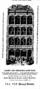 Corey & Stewart Ad 1870