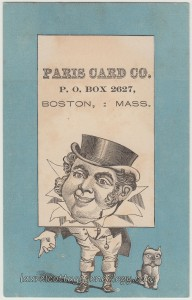 Paris Card Co Boston tc1
