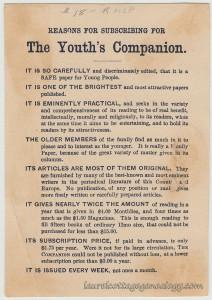 The Youths Companion tc2