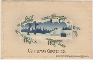 Christmas Greetings Period pc1