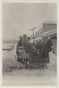 Sleigh Ride 1916 p1