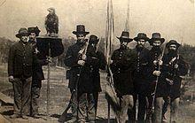 Old Abe 1863