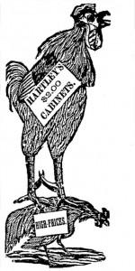 Hartleys Rooster