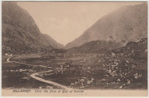 Killarney Thro The Pass At Gap Of Dunloe pc1